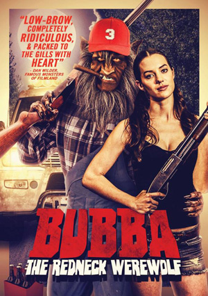 Bubba the Redneck Werewolf: The Movie Poster