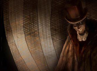 Dr. Sarcophagus © Mitch Hyman