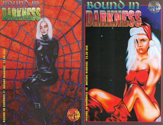 Bound in Darkness, Issues 1 and 2