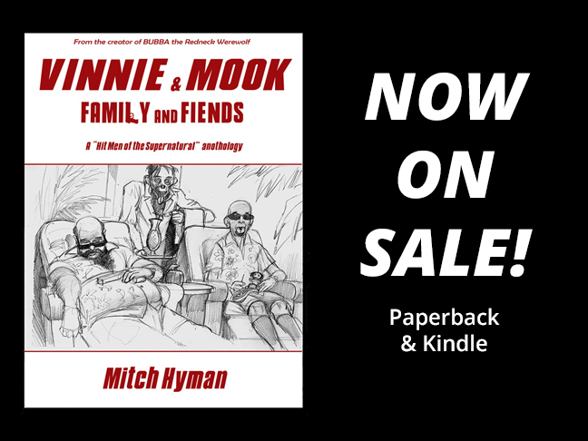 Vinnie & Mook - Family and Fiends - Now on Sale!